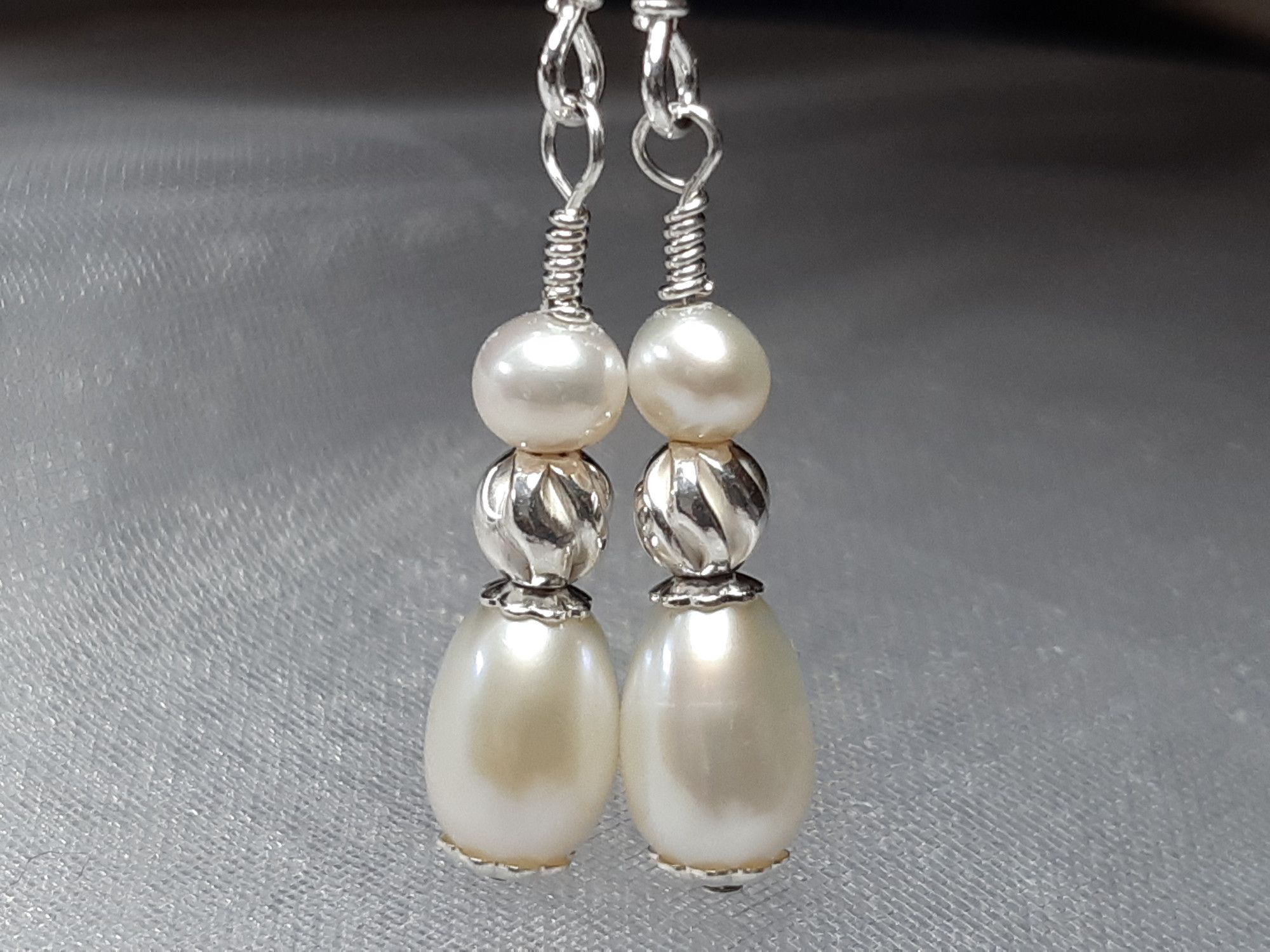Occasion-bridal-pearl drop earrings with sterling silver-3.jpg