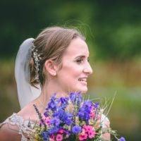 Mother of pearl bridal hair vine-0- 1- Sofia
