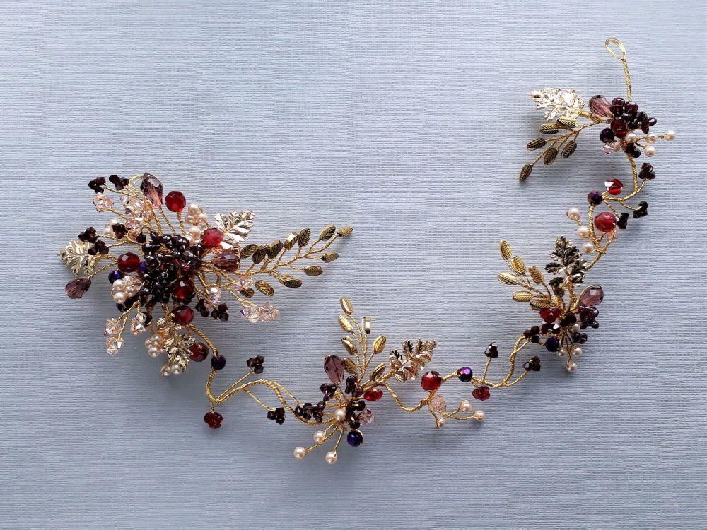 Signature floral headpiece-SARA-150837.shop