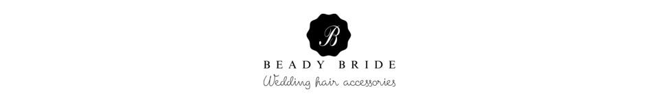 Beady Bride, site logo.