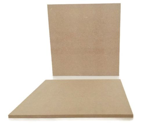 MDF Wooden Square 6mm or 15mm Thick