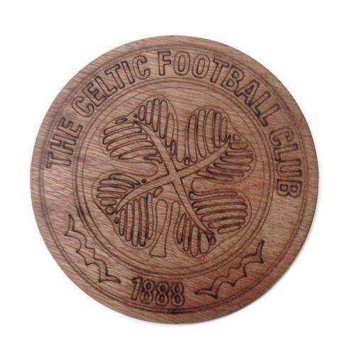 Celtic Plywood Football Crest