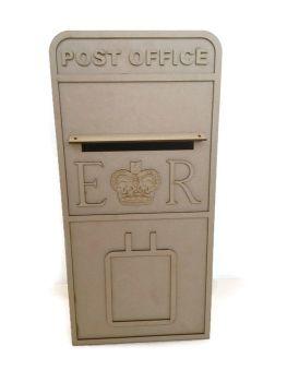 Royal Mail Wedding Post Box