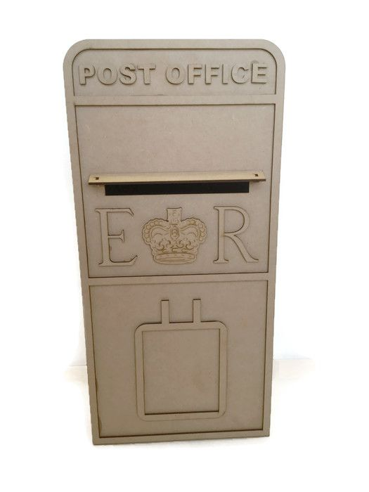 Royal Mail Wedding Post Box
