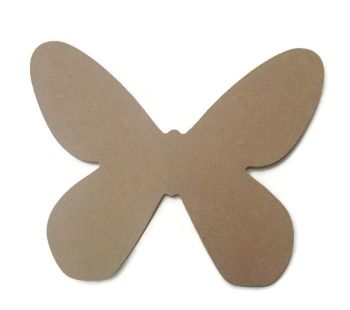 MDF Wooden Butterfly 6mm or 15mm Thick