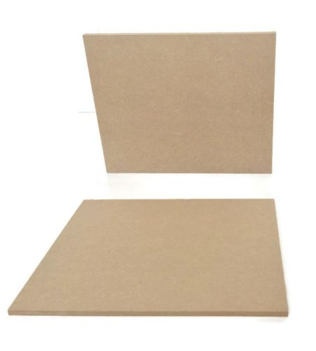 MDF Wooden Rectangle 6mm or 15mm Thick