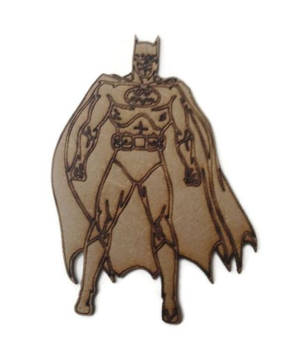 Batman Figure 100mm - 500mm, 4mm Thick