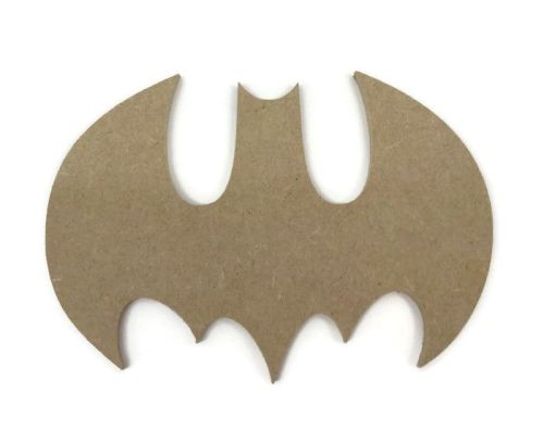 MDF Wooden Batman 6mm or 15mm Thick