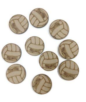 10 Pack GAA Footballs