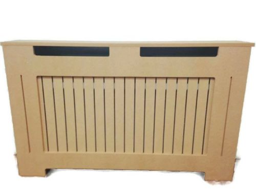 Radiator Covers Wooden MDF Slatted Various Sizes