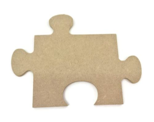 MDF Wooden Jigsaw 6mm or 15mm Thick