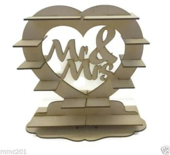 MDF Wooden Ferrero Rocher Stand 300mm 400mm or 500mm 4mm MDF