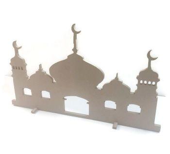 Large Beatuiful Islamic Muslim Freestand Mosque Freestanding or Hanging