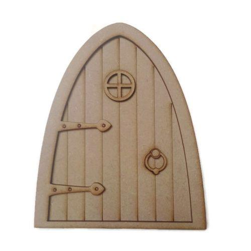 MDF Wooden 3D Fairy Door