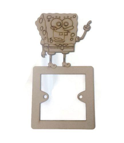 Light Switch Surrounds - Spongebob