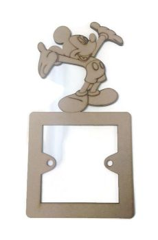 Light Switch Surrounds - Mickey Mouse