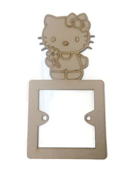 Light Switch Surrounds - Hello Kitty