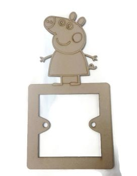 Light Switch Surrounds - Peppa Pig
