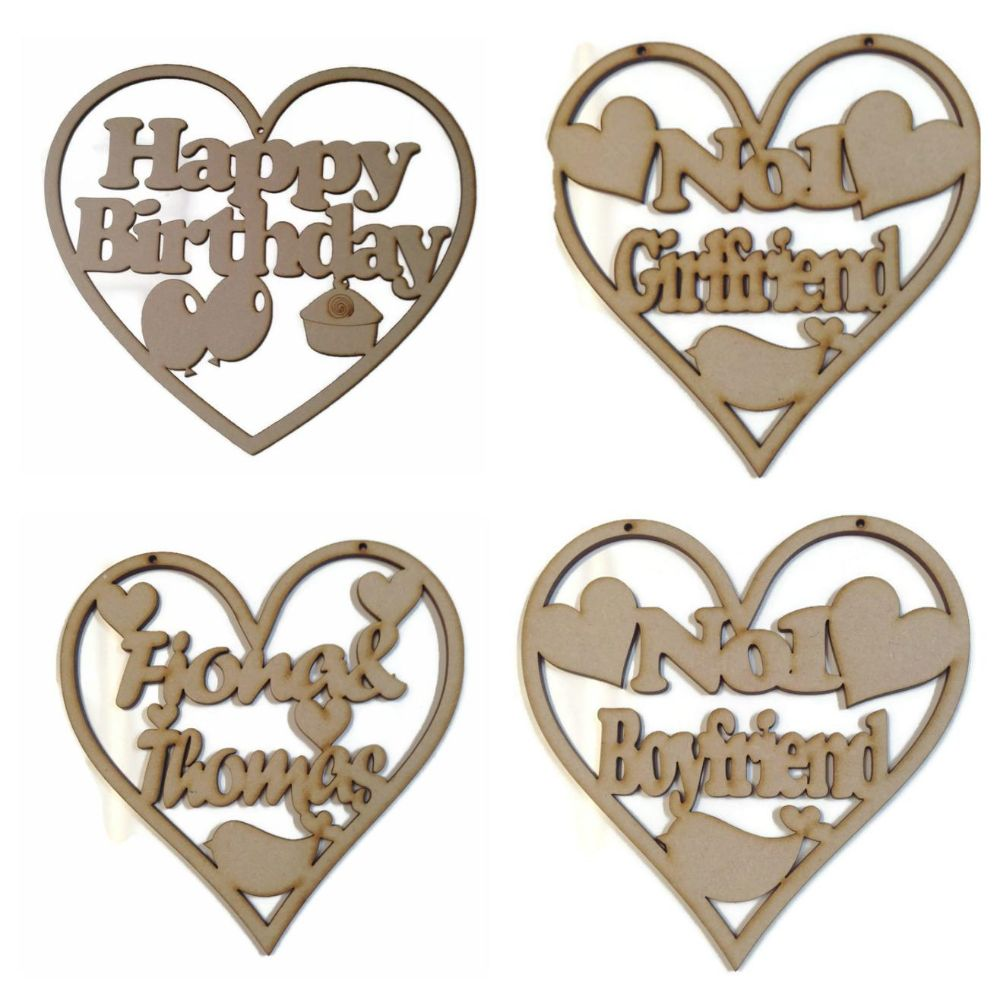 Personalised Plaques