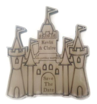 Wedding Invites Unvarnished - Castle