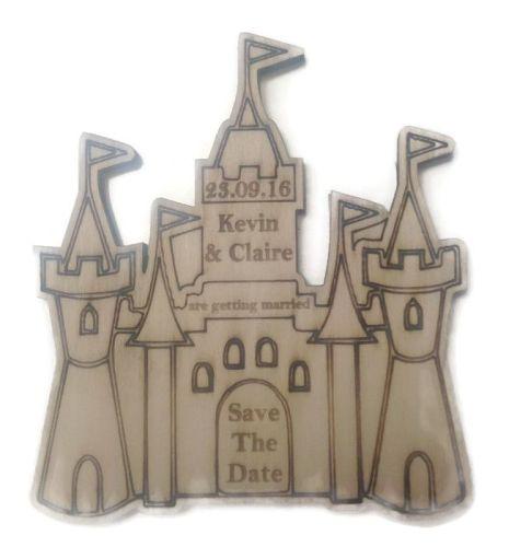 Wedding Invites Unvarnished - Castle