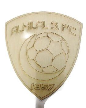 Alhal Plywood Football Crest