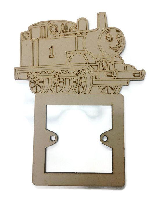 Light Switch Surrounds - Thomas The Tank Engine