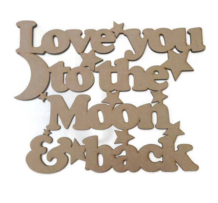 Wooden Quote Plaques