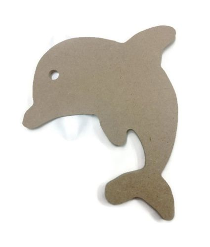 MDF Wooden Dolphin 6mm or 15mm Thick