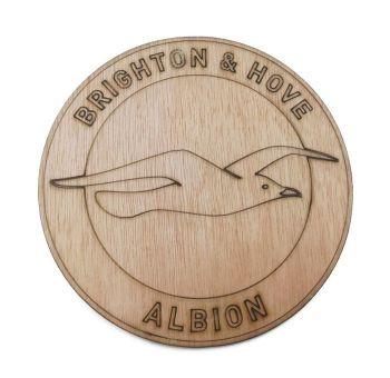 Brighton Plywood Football Crest
