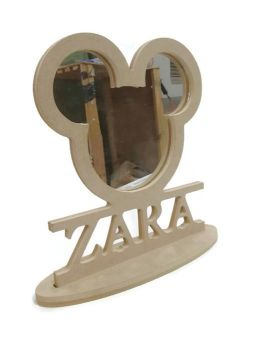 Personalised Children Mirror - Mickey Mouse
