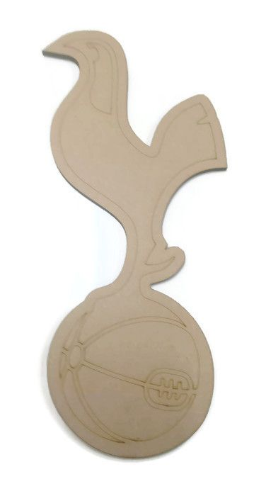 3mm Thick Spurs Bird and Ball