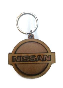 Nissan Logo Keyring