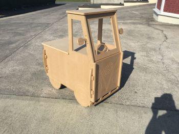 VW Bus Volkswagen 4ft high Candy Carts Wedding Cart Sweet Cart Christening Cart