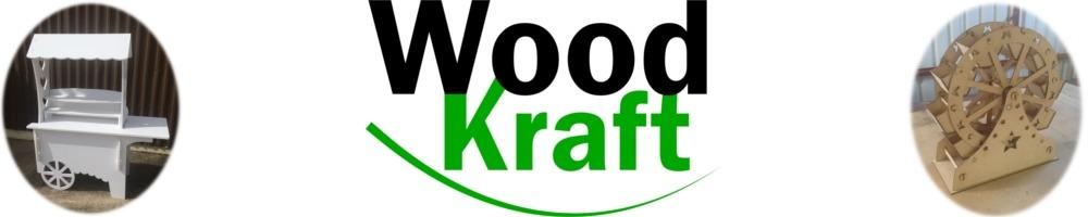 woodkraft, site logo.