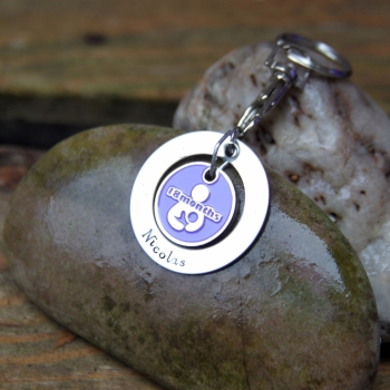 Personalised Handstamped Token Surround