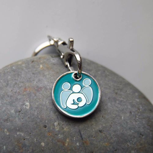 Breastfeeding Supporter Keyring