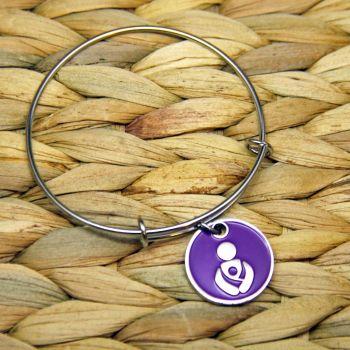 Single loop bracelet with me&noo token