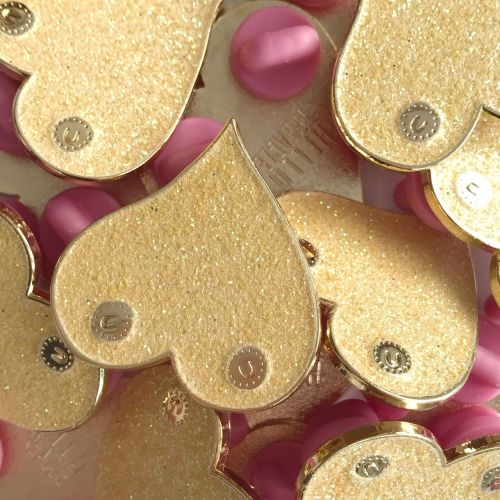 Milky boobie enamel pin badge