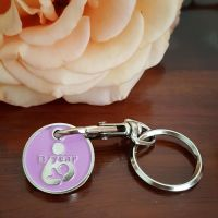 3 year Token Keyring