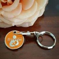 6 Week Token Keyring