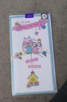 Anniversary Card - Owl