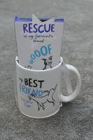 Battersea Ceramic Dog Mug and Tea
