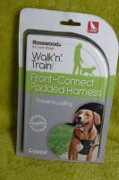 """Rosewood """"Walk-'n'-Train"""" Front Connect Padded Harness - Large"""