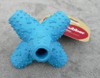 Rosewood Cyber Rubber Dental Star - Blue