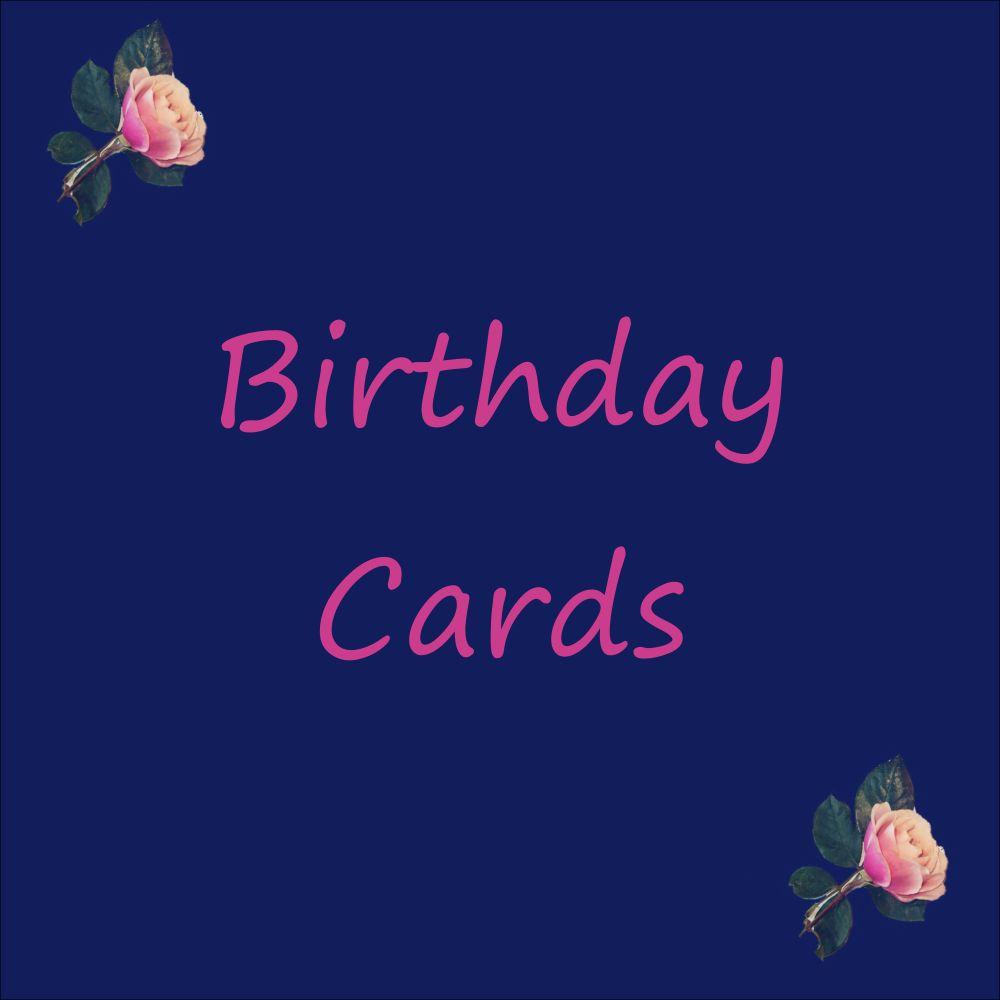 <!-- 002 -->BIRTHDAY CARDS