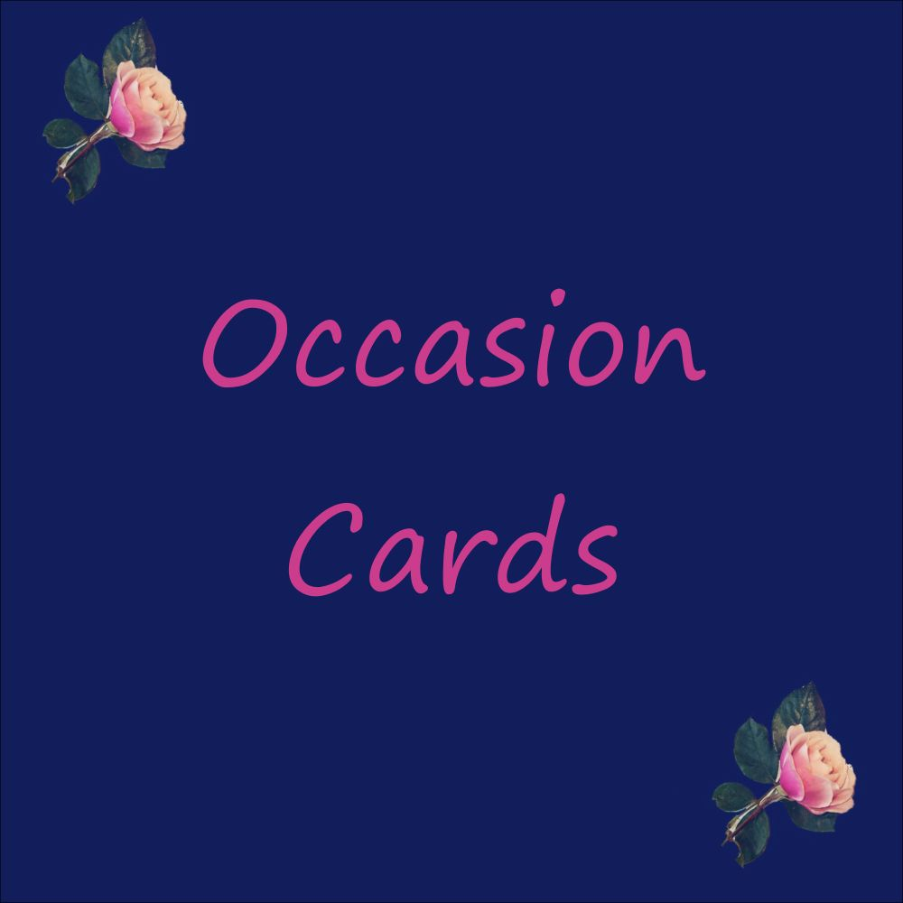 <!-- 004 -->OCCASION CARDS