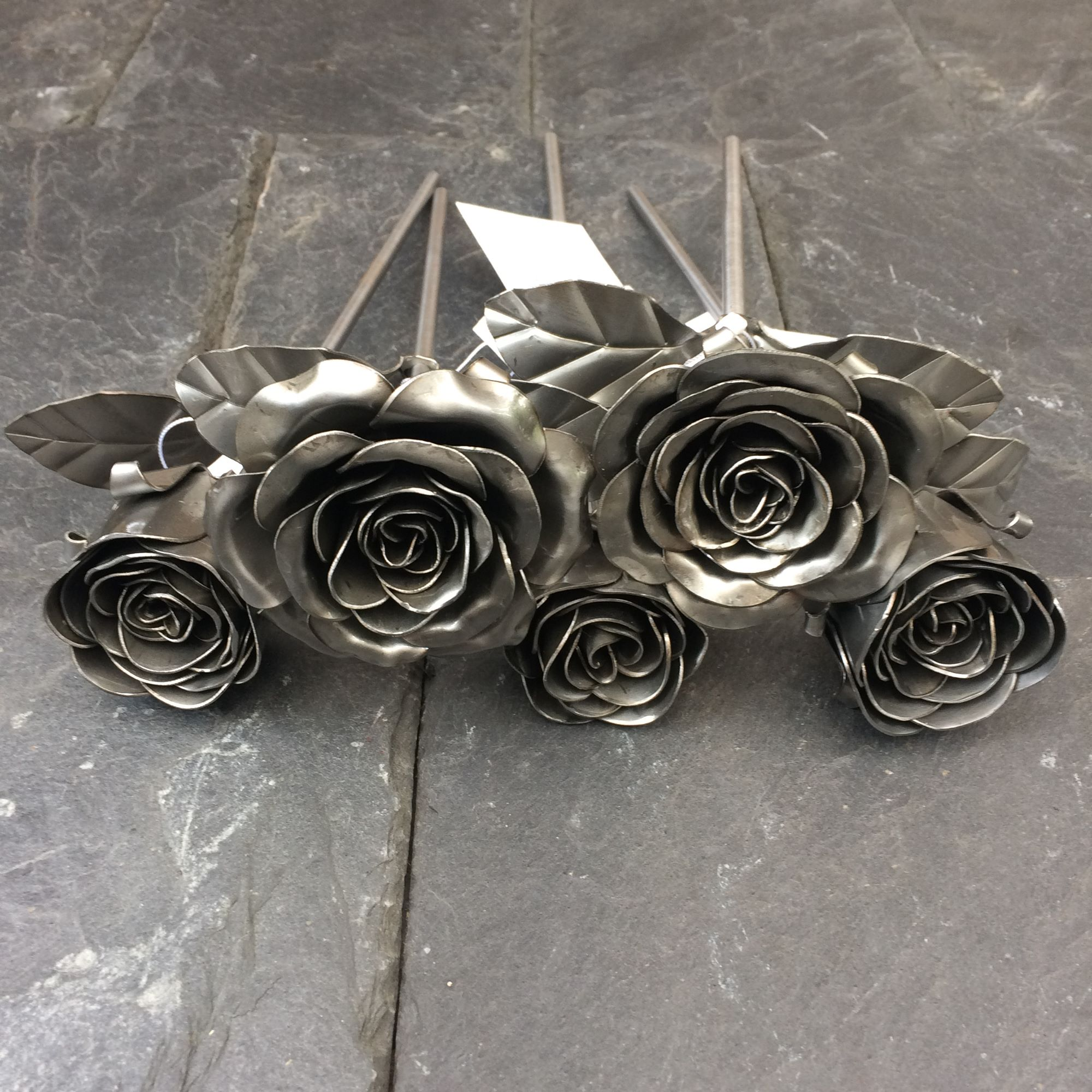 Welcome To Woodside Metalworks The Home Of Beautiful Metal Flowers