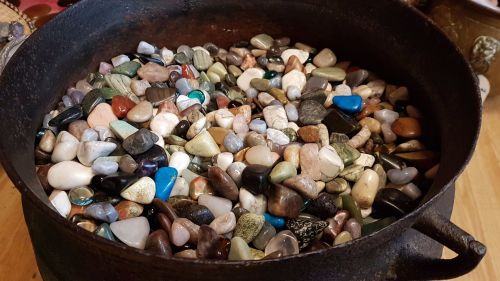 Intuitively Chosen Tumbles Stone ~ Individual Or Set ~