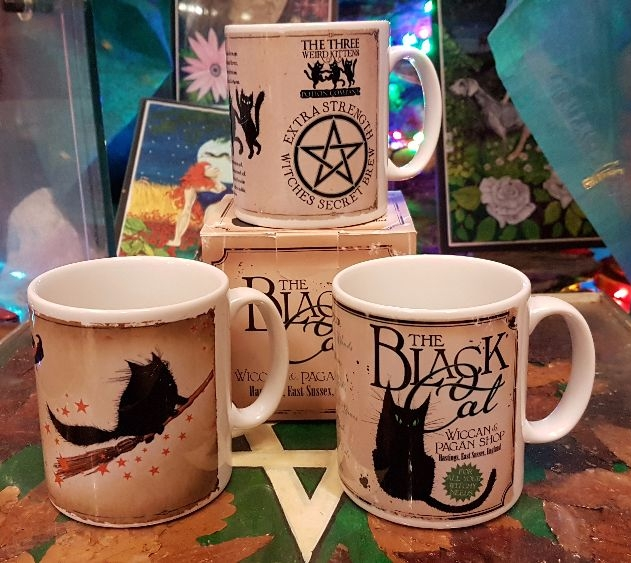 Witchy Mugs and Totes